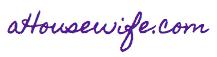 aHousewife.com